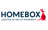 logo homebox fournisseur de self stockage