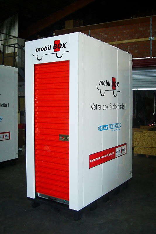 Portable Units Mss Self Storage Suppliermss Fournisseur