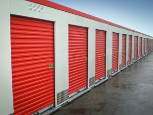 Mobile units MSS Self Storage Solution